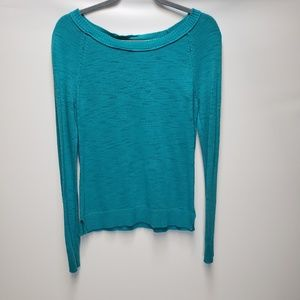 Mossimo Supply Co. sweater, Size Medium, teal blue